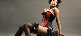 Burlesque workshop Leerdam